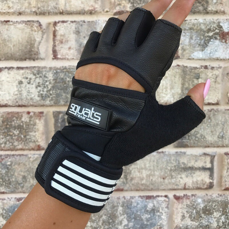 SquatsTeam Fitness Gloves (More Colors)