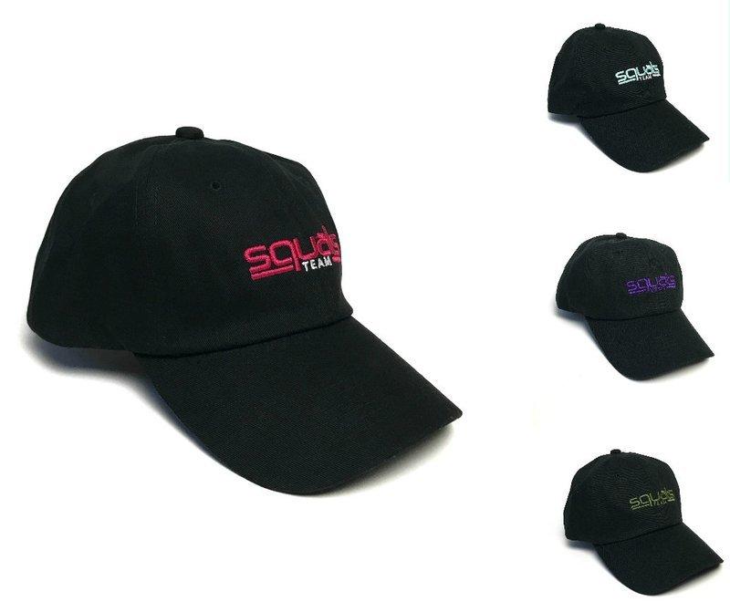 Squats Team Hats (more colors)