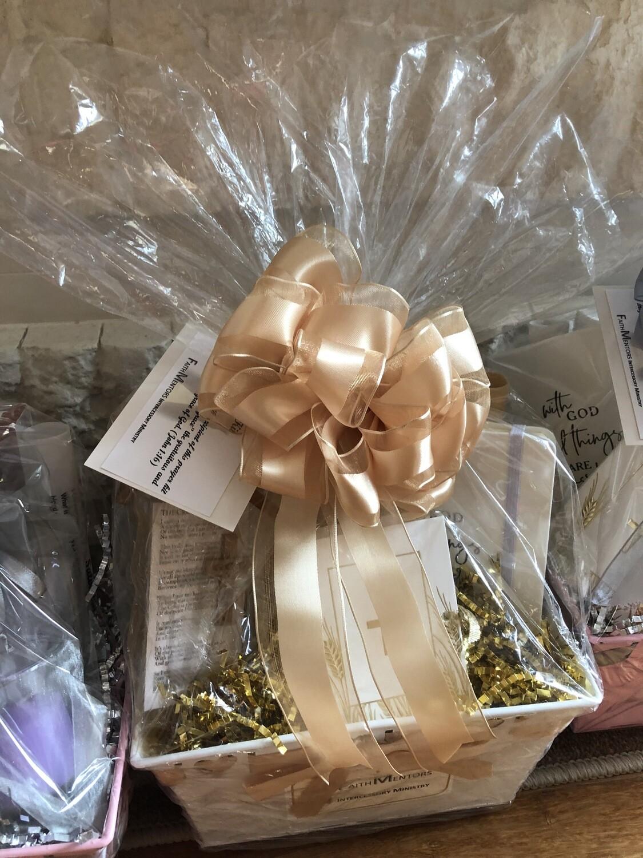 Self-Care Plan  + FREE BONUS Self-Care Gift Basket