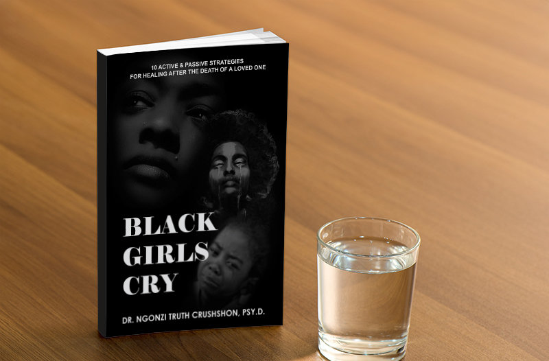 Black Girls Cry book