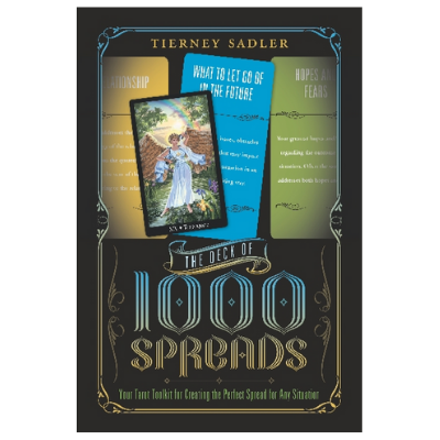 DECK OF 1000 SPREADS