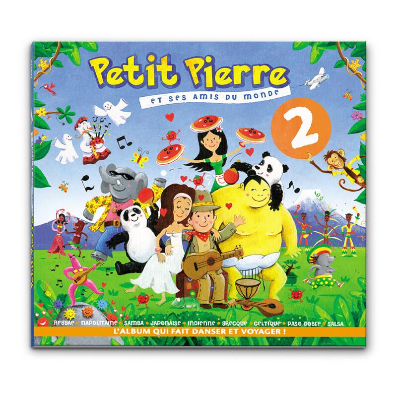 Petit Pierre et ses amis du monde (volume 2)