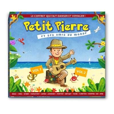 Petit Pierre et ses amis du monde (coffret)
