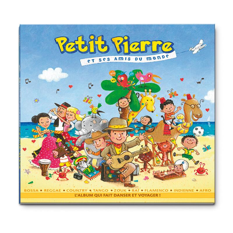 Petit Pierre et ses amis du monde (volume 1)