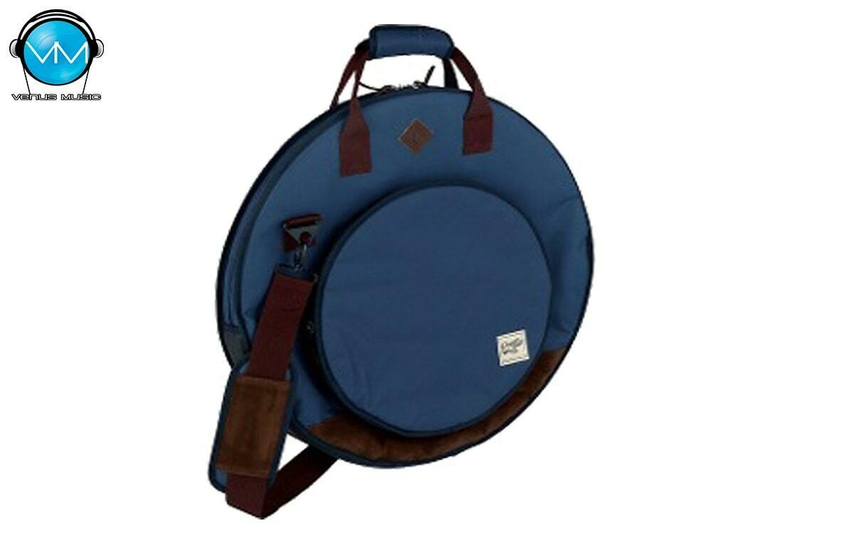 FUNDA P/PLATILLOS TAMA 22 TCB22NB CYMBAL POWERPAD DESIGNER BAG BLUE