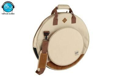 FUNDA P/PLATILLOS TAMA 22 TCB22BE CYMBAL POWERPAD DESIGNER BAG BEIGE