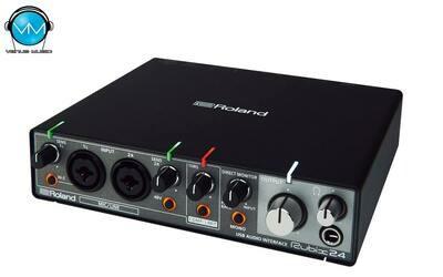 Interfaz de Audio USB Rubix24 Roland