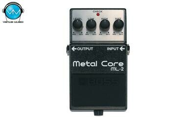 Pedal Boss Metal Core ML-2