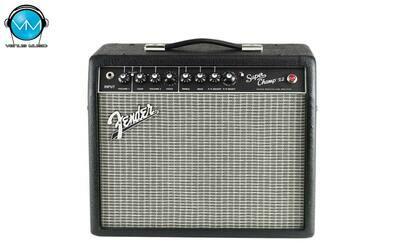 Amplificador Fender para Guitarra Super Champ X2 120V