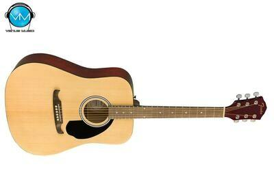 GUITARRA ACÚSTICA FENDER FA-125 DREADNOUGHT, WALNUT W/BAG 0971210521
