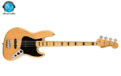 BAJO EÉLCTRICO FENDER SQUIER CLASSIC VIBE '70S JAZZ BASS® NATURAL 0374540521