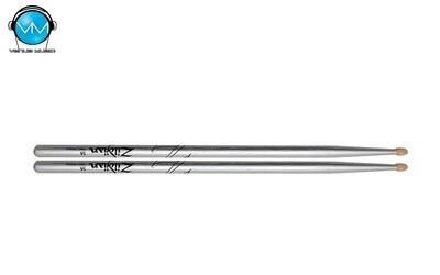 Jgo. de Baquetas Zildjian Chroma Silver 5A Z5ACS