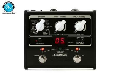 Multiefectos para Guitarra Vox StompLab 1G