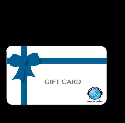 Tarjeta regalo