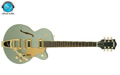 Guitarra Eléctrica Gretsch G5655TG Electromatic® Center Block Jr. Single-Cut with Bigsby® Aspen Green