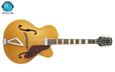 Guitarra Eléctrica Gretsch G100CE Synchromatic™ Archtop Cutaway Electric, Flat Natural