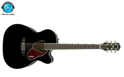 Guitarra Electroacústica Gretsch G5013CE Rancher™ Jr. Cutaway Acoustic Electric, Fishman® Black
