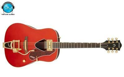 Guitarra Electroacústica Gretsch G5034TFT Rancher™, Bigsby® Tailpiece, Savannah Sunset