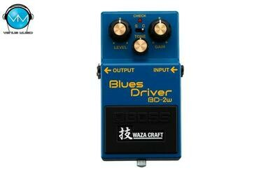 Pedal Boss Blues Driver Edición Especial Waza Craft BD-2W