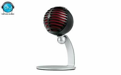 Micrófono Condensador Shure MV5-A-B-LTG iOS y USB
