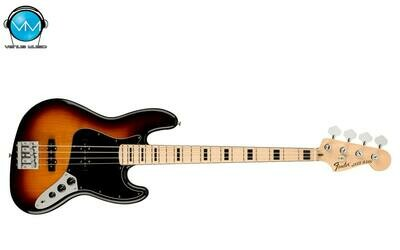 BAJO ELÉCTRICO FENDER GEDDY LEE JAZZ BASS® 3-COLOR SUNBURST 0147702300