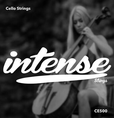 Encordadura para Cello Intense Strings CE500