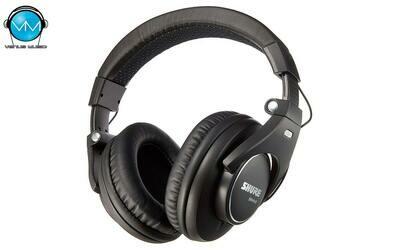 Audífonos Shure SRH840 de Referencia de Studio