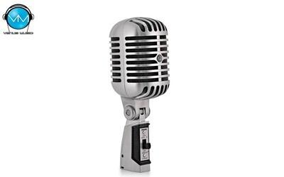 Micrófono Vocal Clásico Shure 55SH Series II Elvis