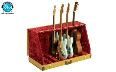 FENDER CLASSIC SERIES CASE STAND - 7 GUITAR TWEED 0991017500