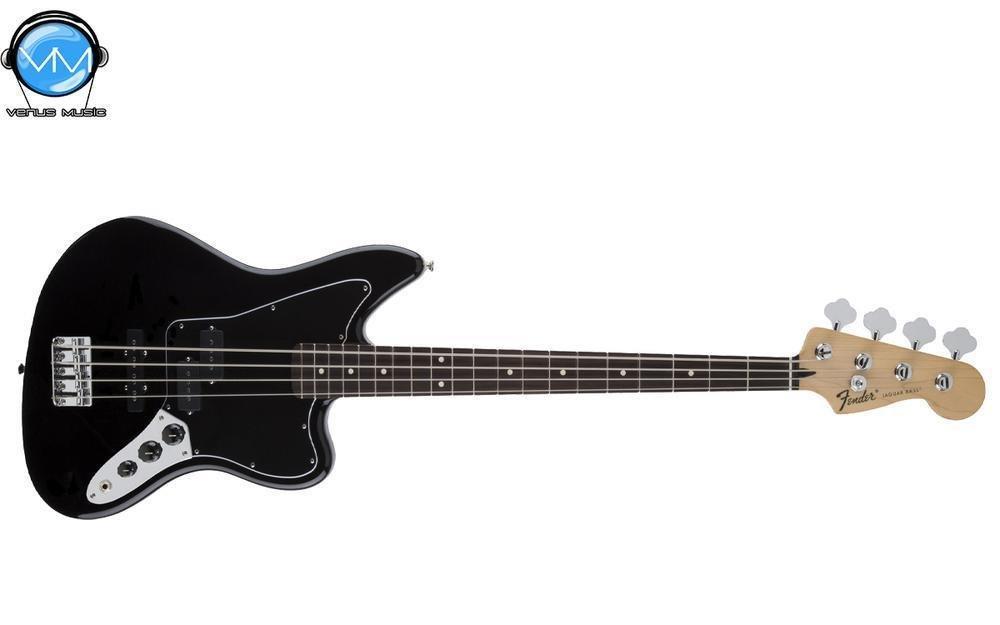 Bajo eléctrico Fender Standard Jaguar® Bass Black