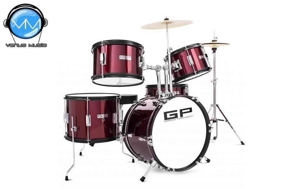 Batería Greggs Percussion JR 5 Pz