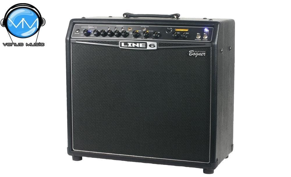 Combo Line 6 Spider Valve 112 MKII bulbos 12