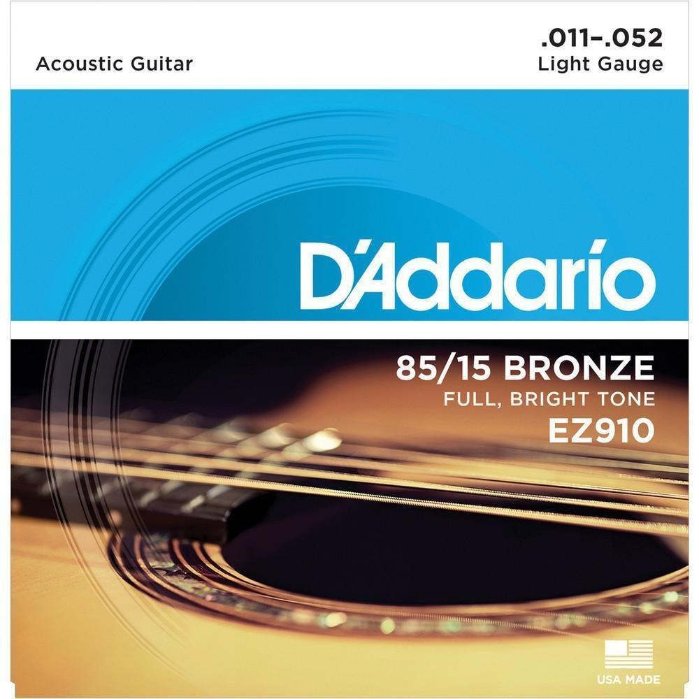 ENCORDADURA DADDARIO EZ910