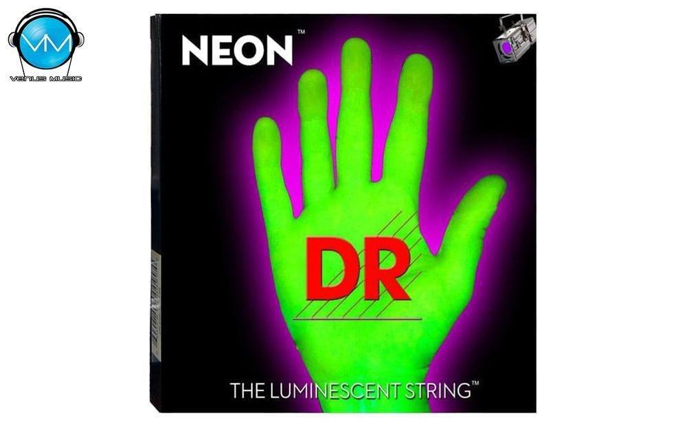 Encordadura DR Eléctrica NEON Green 10-46