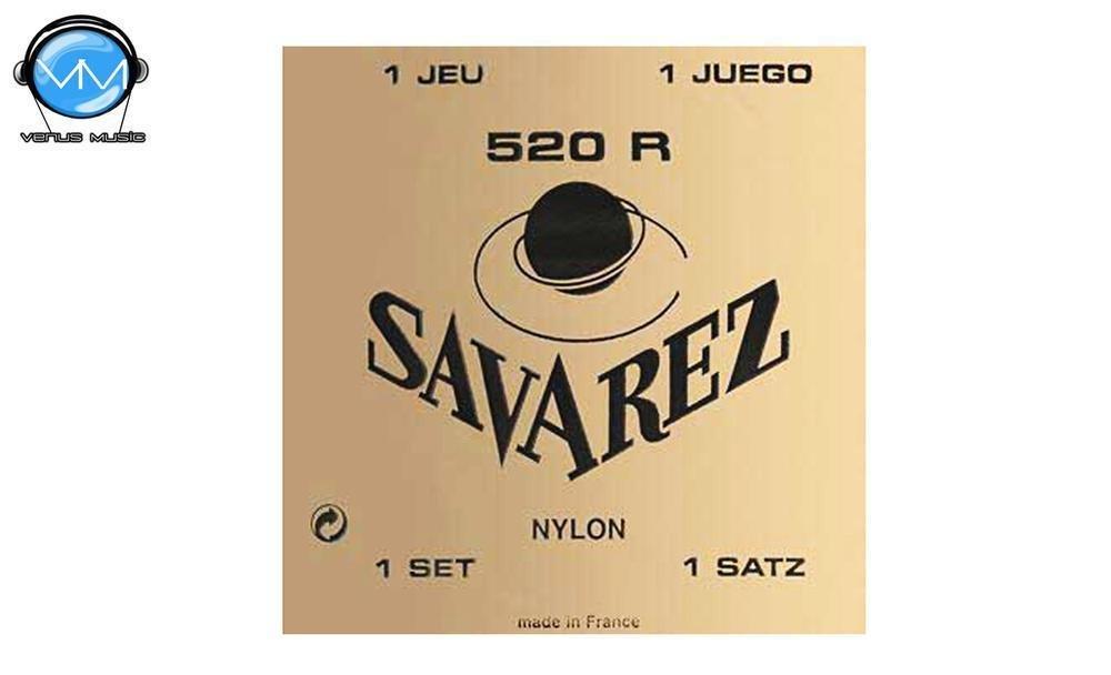 Encordadura Savarez 520R Tradicional Encordadura Guit. Tensión Normal