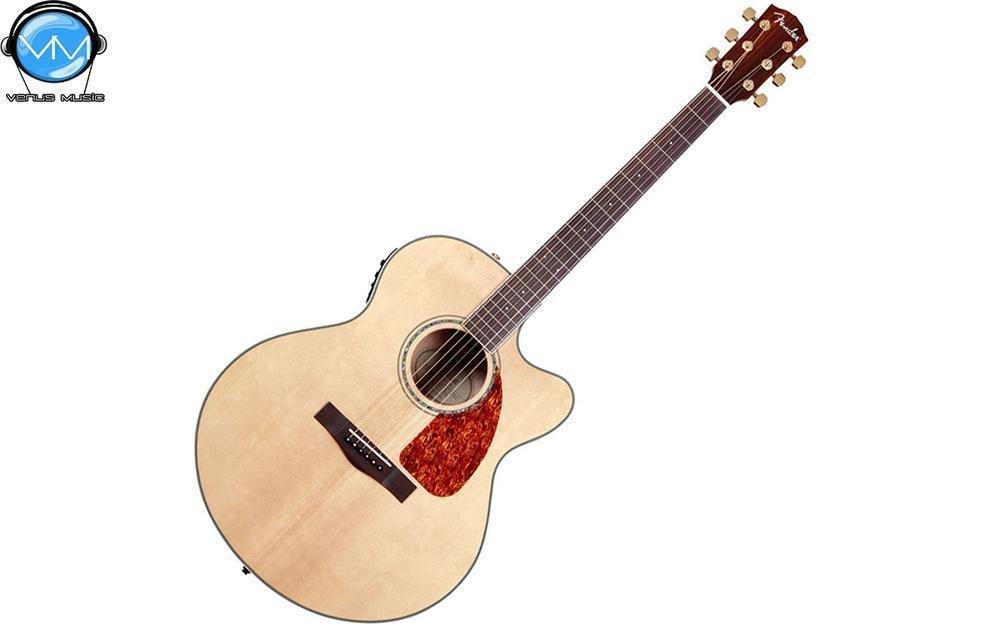 Fender CJ290 SCE de Jumbo Guitarra Electroacústica