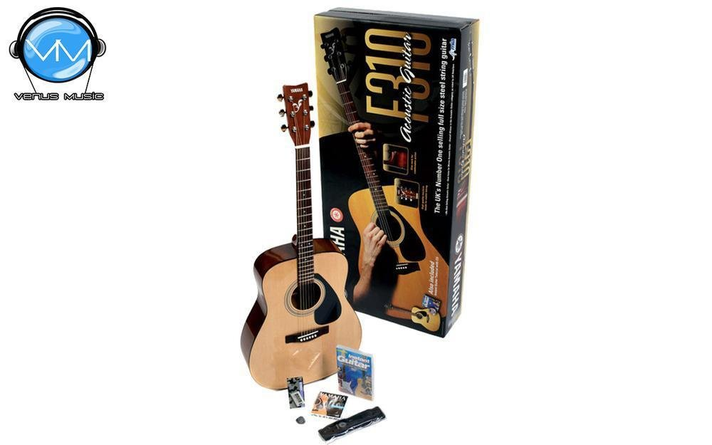 Guitarra Acústica Yamaha F310P (Pack)