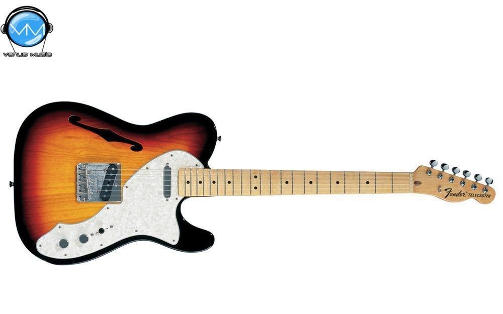 Guitarra eléctrica Fender Classic Series '69 Telecaster ® Thinline