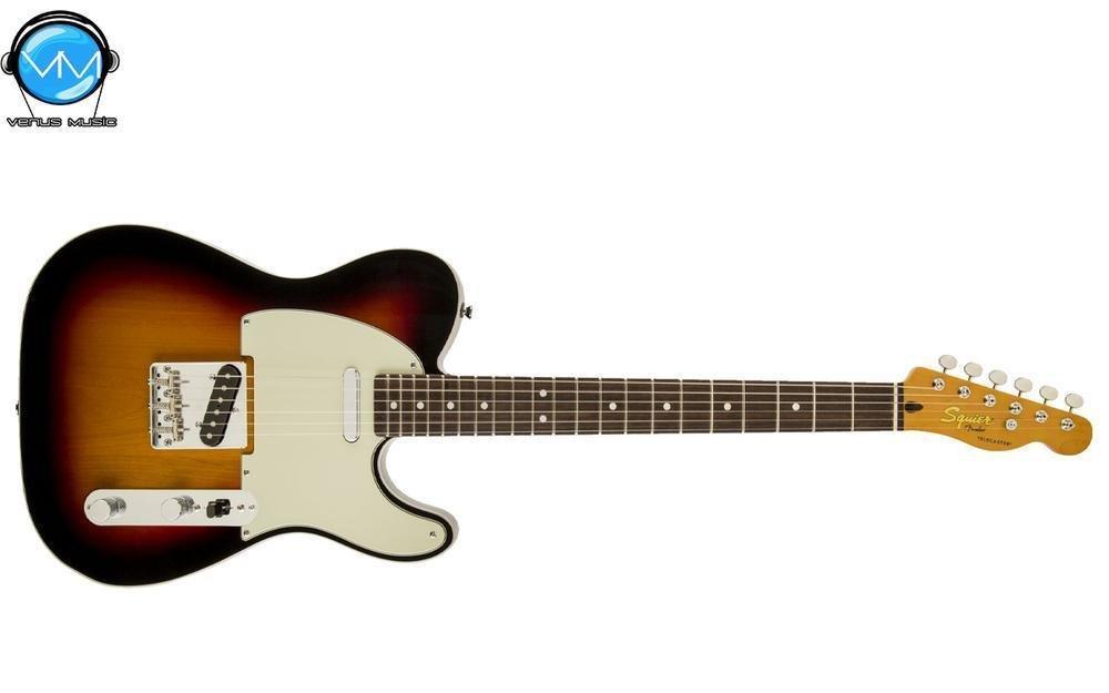 Guitarra Eléctrica Fender Squier Classic Vibe Telecaster Custom sunburst