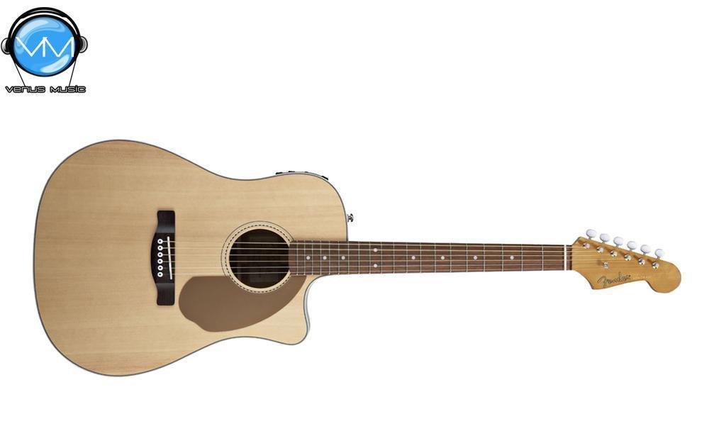 Guitarra Electroacústica Sonoran SCE Natural Fender