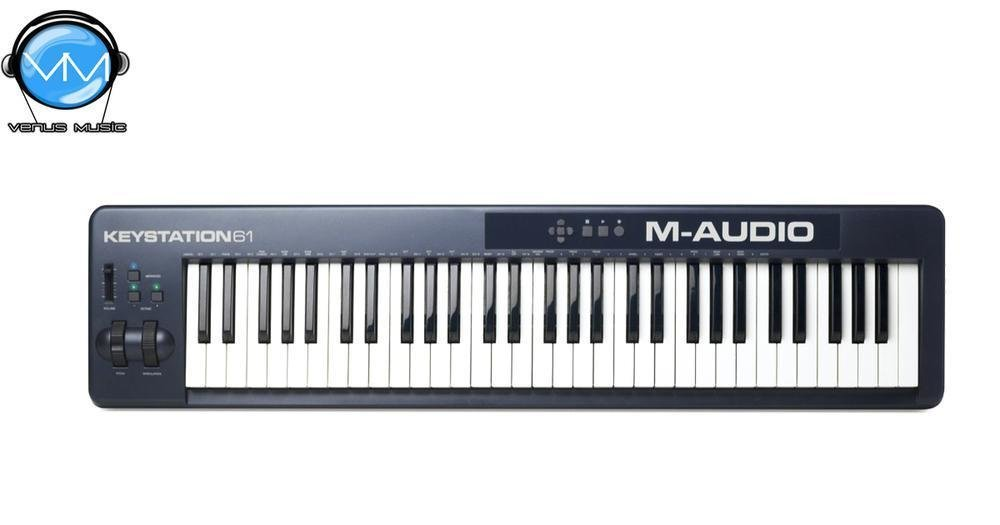 M-AUDIO CONTROLADOR KEYSTATION 61 TECLAS