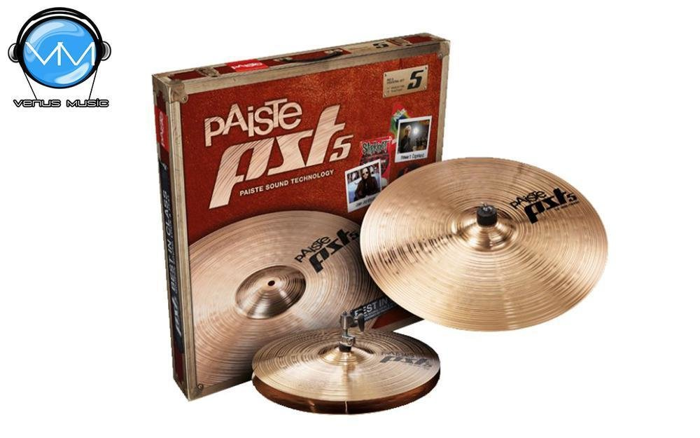 Paiste New Pst 5 Essential Set 14/18