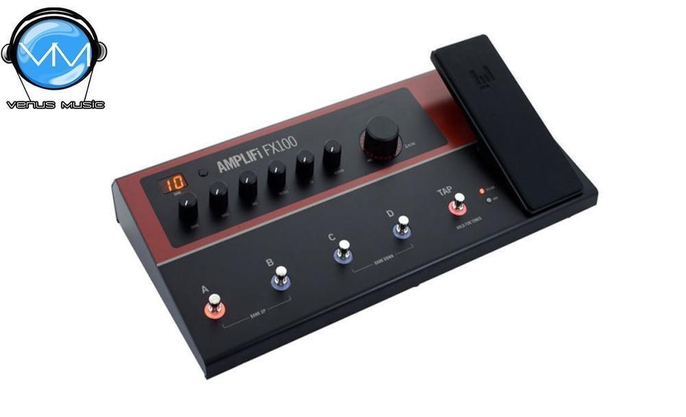Pedalera para Guitarra Eléctrica Line 6 AMPLiFi FX100
