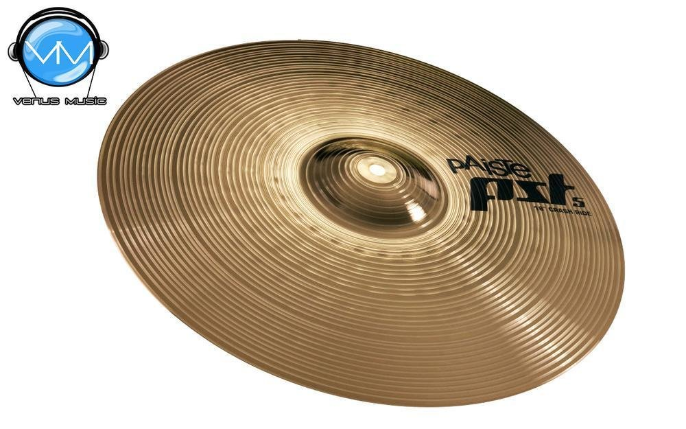 Platillo Paiste Pst 5 Crash/Ride 18