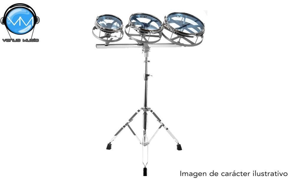 ROTOTOM GREGGS PERCUSSION X 3 C/STAND GP-RTT3CS
