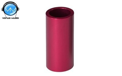 Slide Fender 0992411001 Candy Apple Red Aluminum