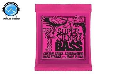 Ernie Ball 2834 Super Slinky Encordadura Bajo Eléctrico