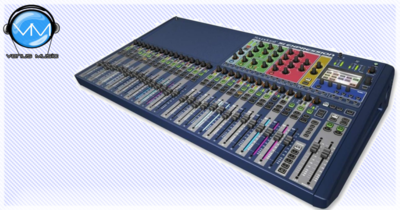 SOUNDCRAFT SI EXPRESSION 3 CONSOLA DIGITAL DE 32 CANALES