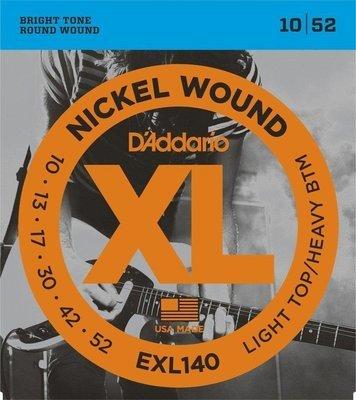 ENCORDADURA DADDARIO EXL140