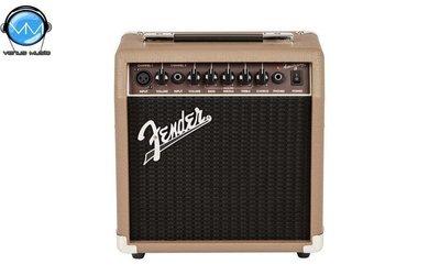 Fender Acoustasonic 15 1x6